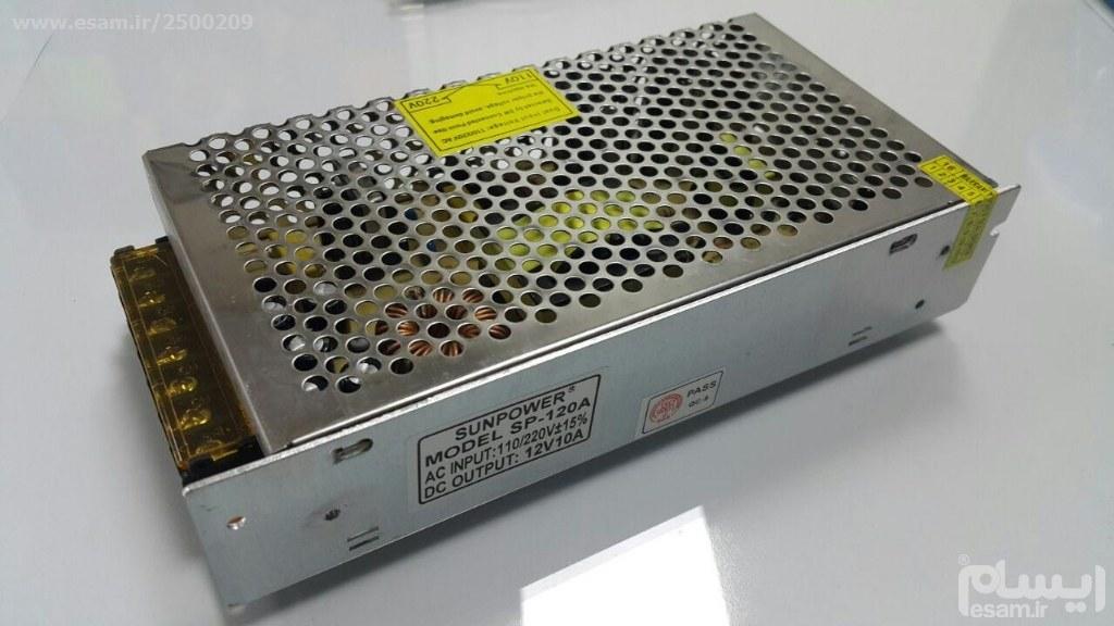 برق اضطراری دوربین UPS 15 amp آنیک